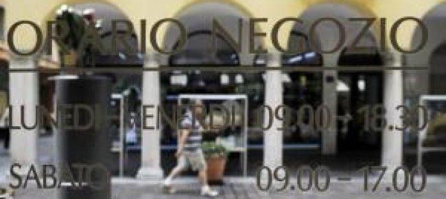 finest selection 6742b fc80c Orari di apertura dei negozi: fra le proposte di Pronzini ...