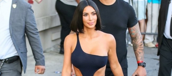 Video de Kim Kardashian porno